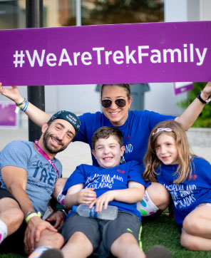 We are Trek Family